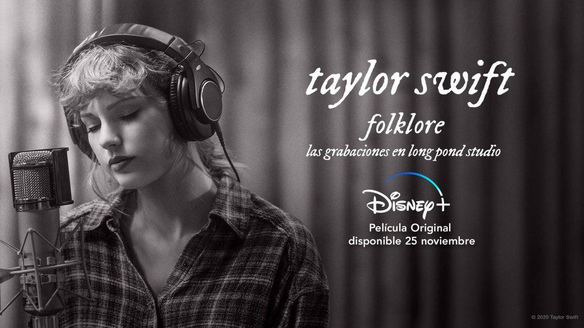 Taylor Swift anunció que este miércoles 25 de noviembre