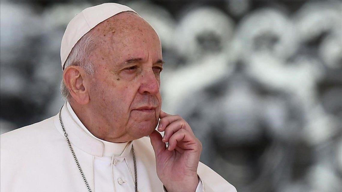 El Papa Francisco aseguró que el aborto no es un asunto primariamente religioso