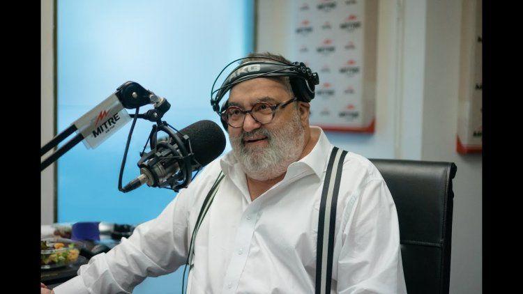Jorge Lanata fue operado en la Fundación Favaloro.