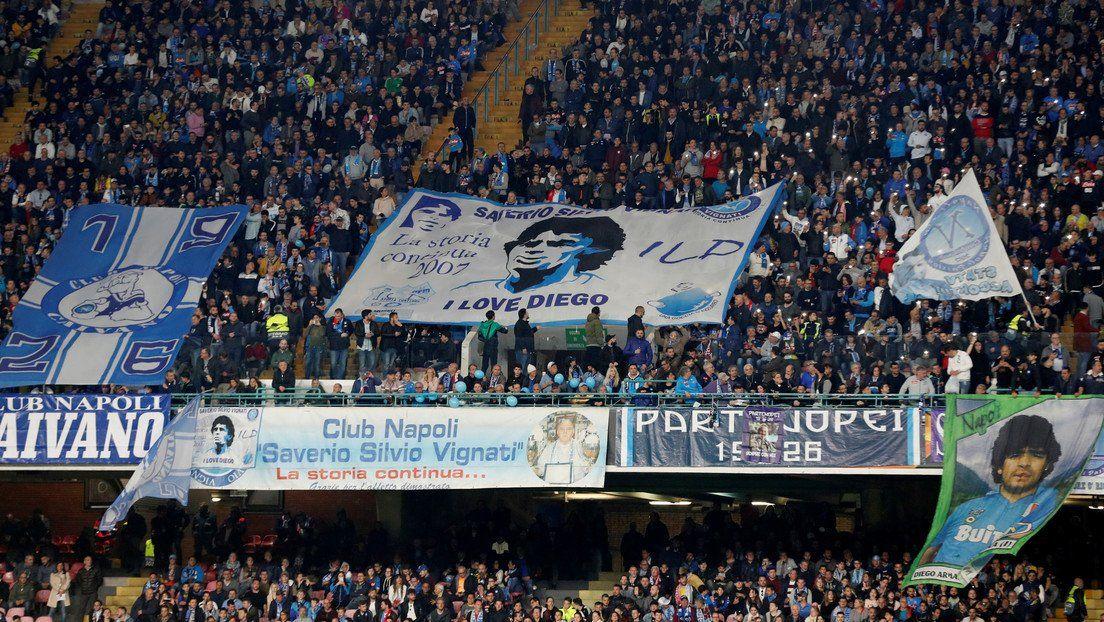 El San Paolo se llamará Diego Armando Maradona.