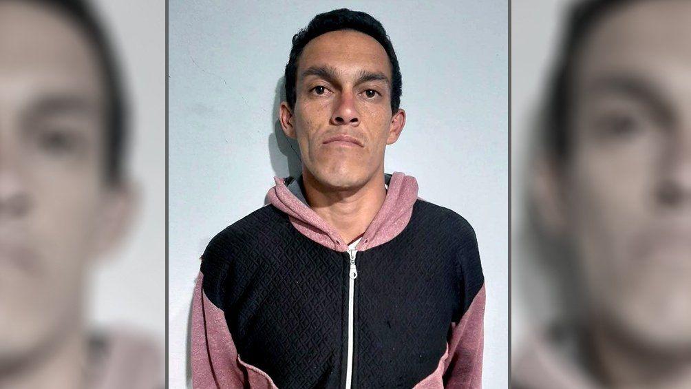 La Policía lo detuvo en Pilar.
