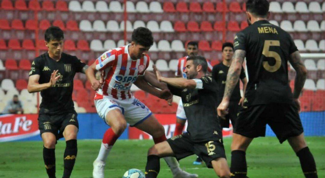 Racing y Unión abren la quinta jornada de la Copa de la Liga Profesional de fútbol