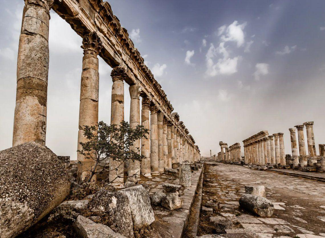 Ganador - Dónde sucedió la historia | Palmyra
