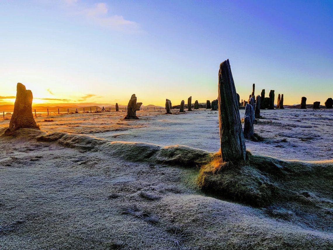 Piedras erguidas de Callanish | Dawn Louise Farrell
