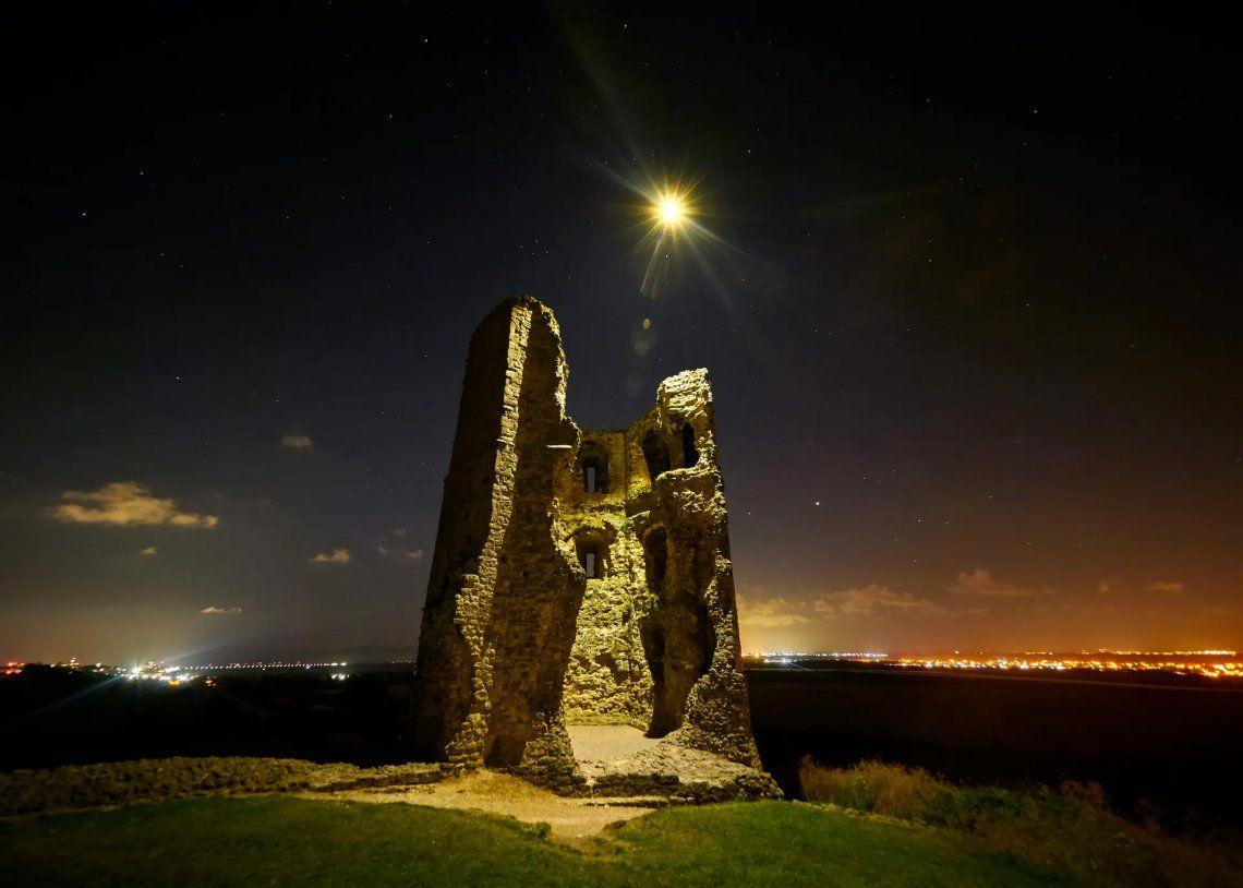 Ruinas del castillo de Hadleigh | Diana Buzoianu