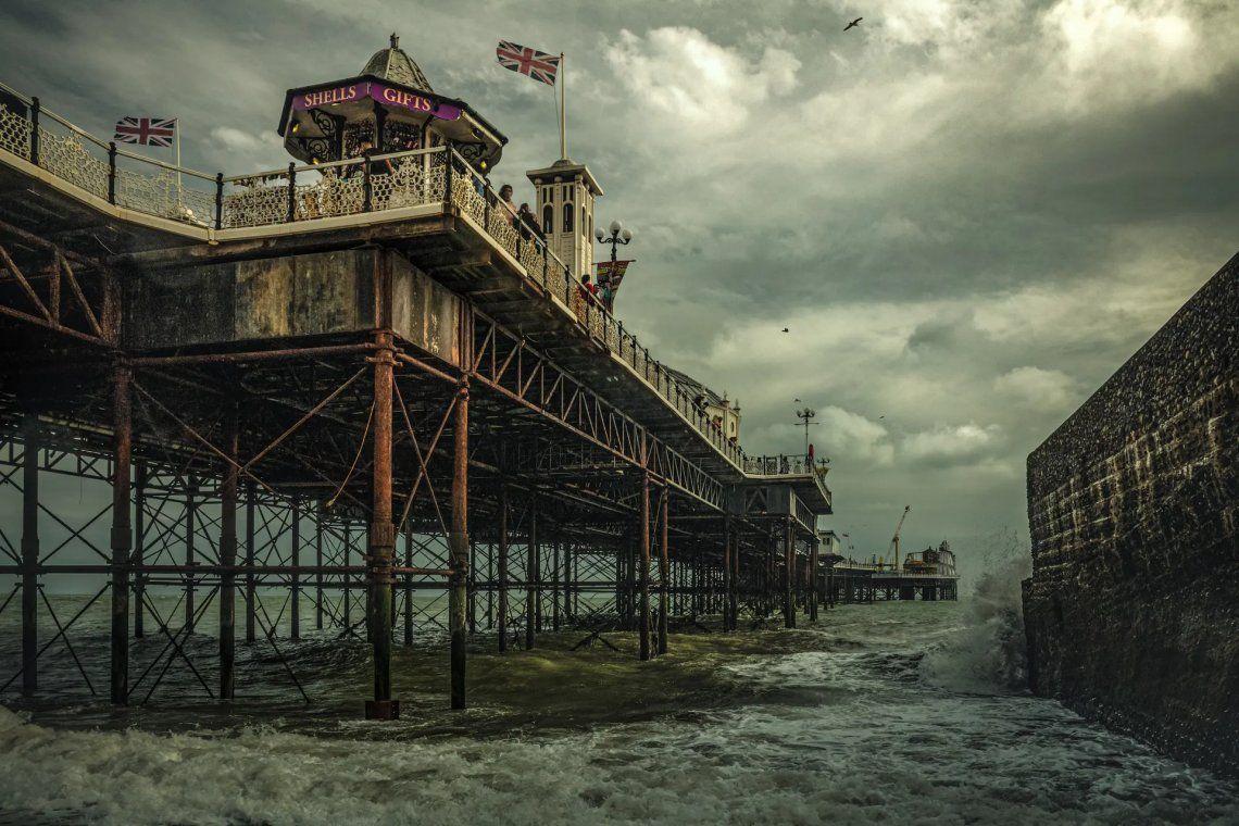 Ganador general | El muelle del palacio de Brighton | Michael Marsh