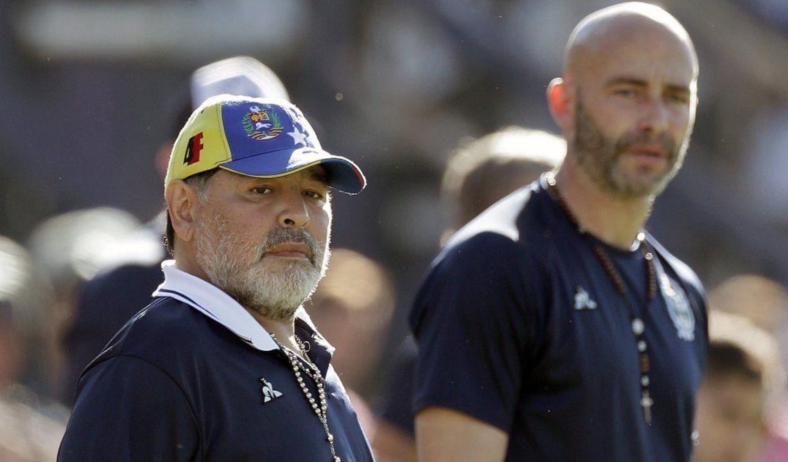 Gimnasia y Esgrima La Plata: tras la muerte de Maradona, Sebastián Méndez renunció a su cargo