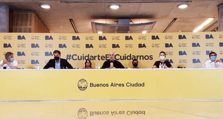Horacio Rodríguez Larreta comunicó como sigue la vida cotidiana en CABA