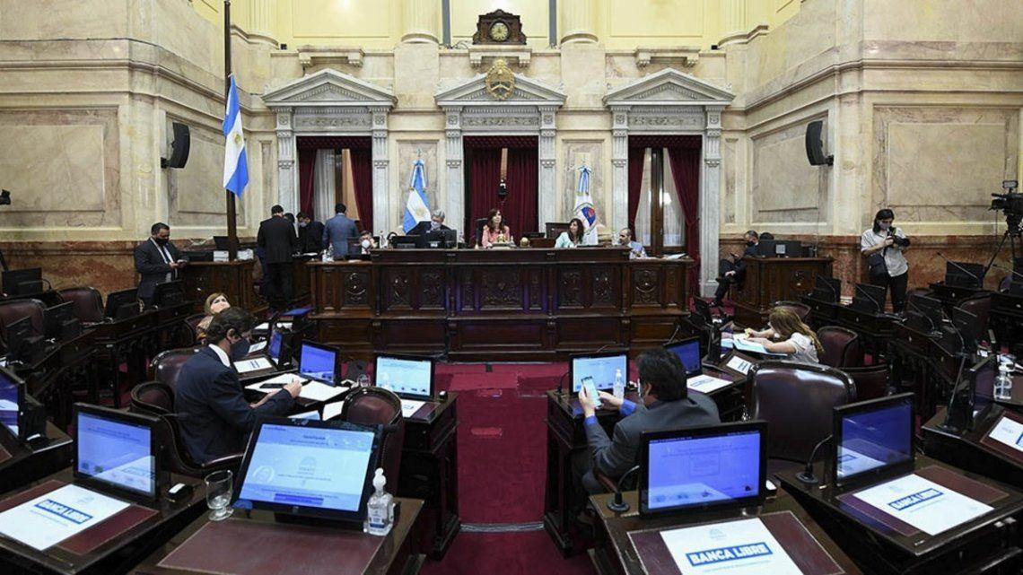 La camara de senadores aprobó el proyecto para elegir al Procurador