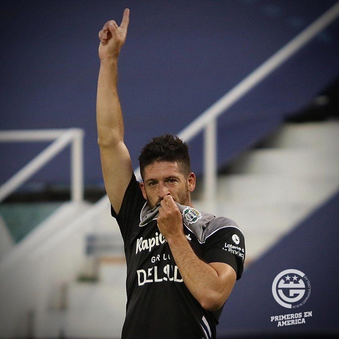 Gimnasia y Esgrima La Plata le ganó a Vélez y se ilusiona