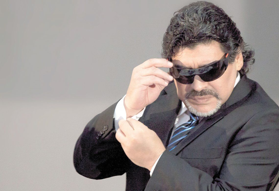 Hasta la fecha Diego Maradona tiene seis herederos forzosos: sus seis hijos