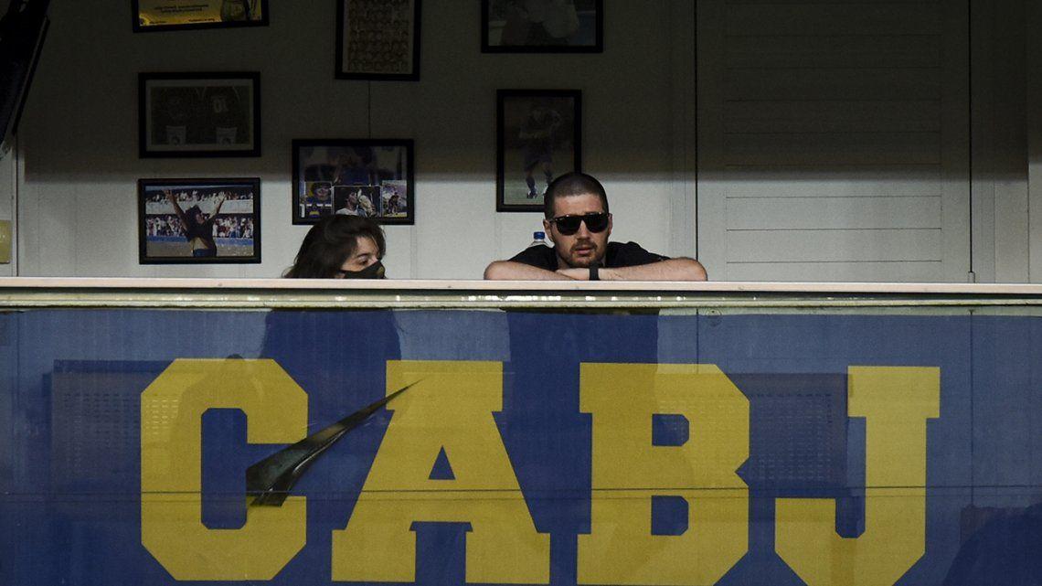 Boca: así fue el homenaje a Diego Maradona en La Bombonera