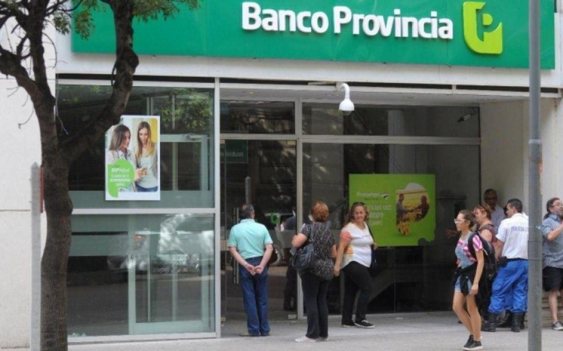 Provincia de Buenos Aires: Cambia el horario de atención de los bancos