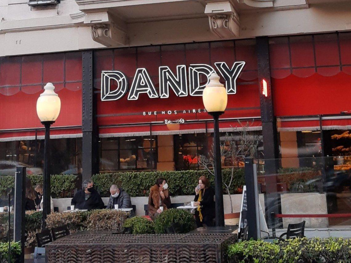 Palermo restaurantes: Dandy, para perder las ganas de comer