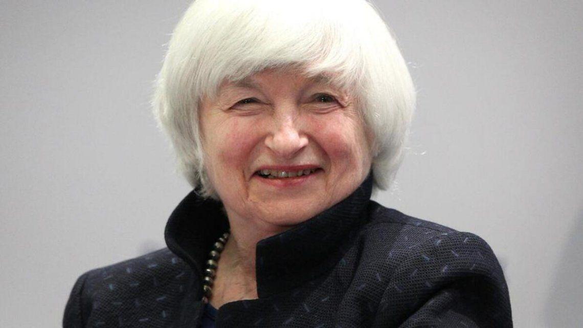 Biden confirmó la designación de Janet Yellen como secretaria del Tesoro a partir del 20 de enero