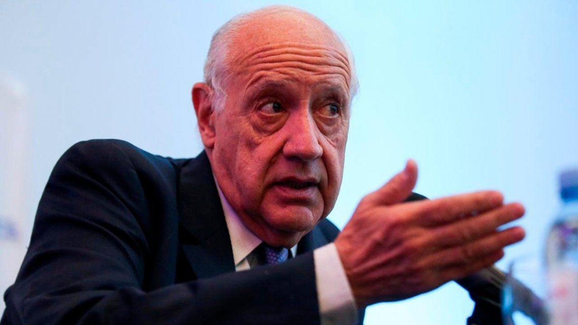 Roberto Lavagna propuso recuperar el empleo y la inversión