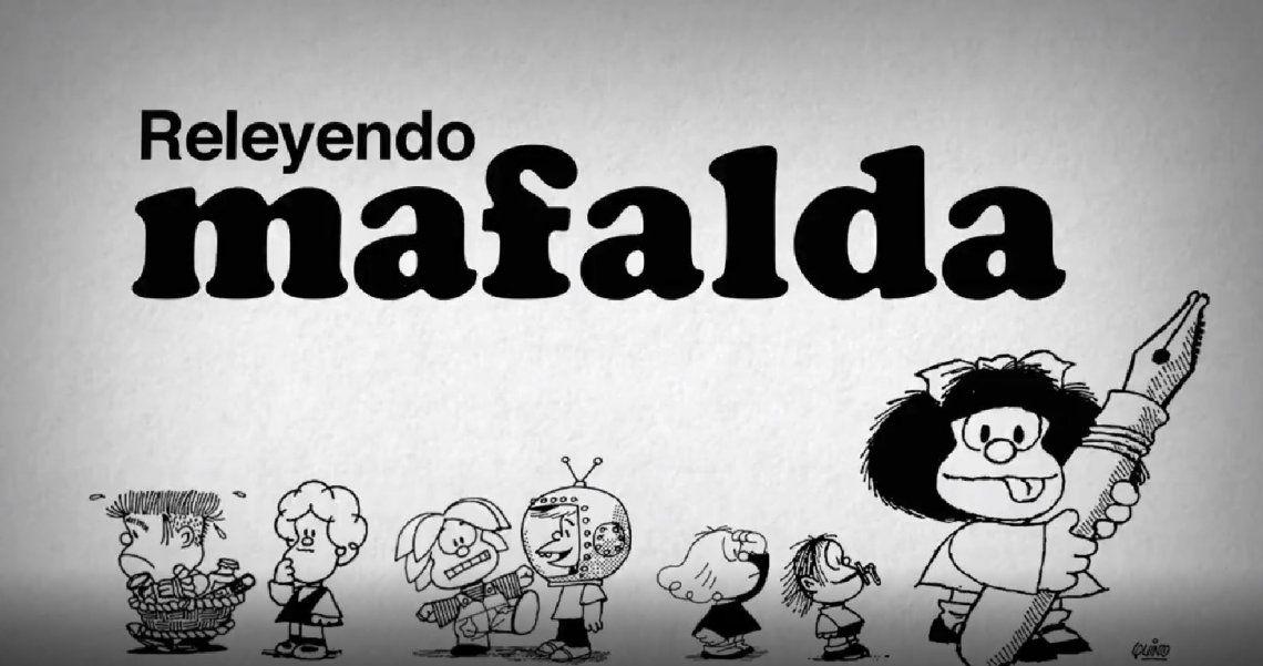 Mafalda llega al mundo del streaming, de la mano de Disney+