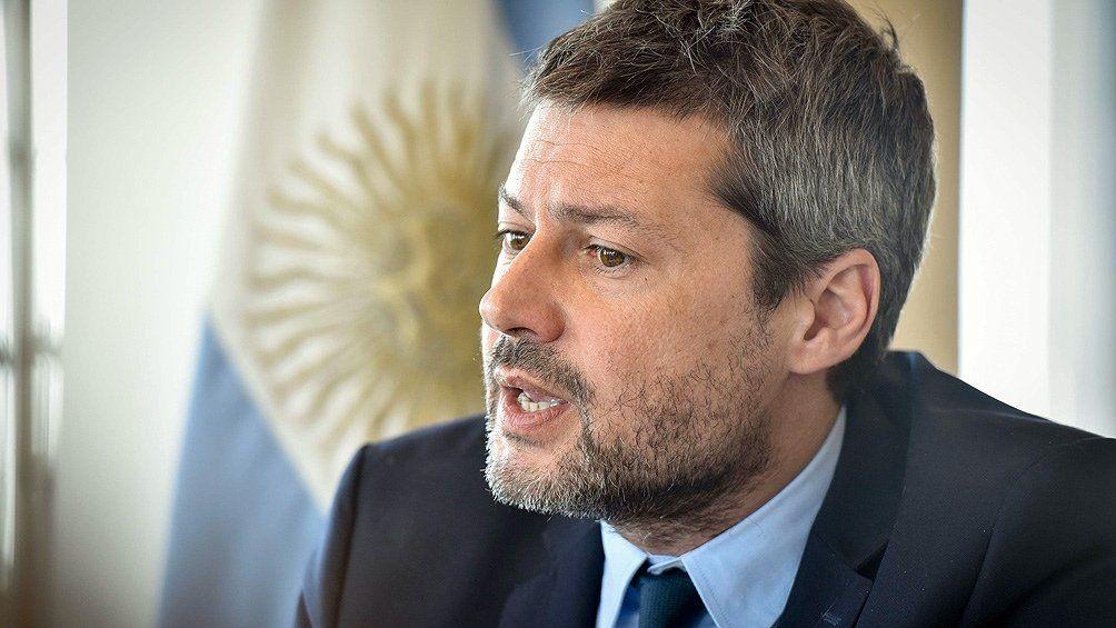 Matías Lammens habló de Los Pumas.