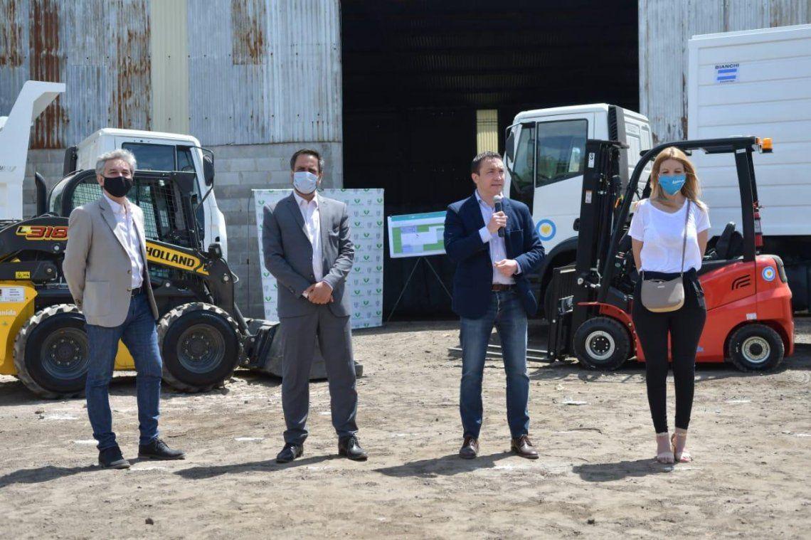 Fortalecen la gestión integral de residuos sólidos urbanos en Varela