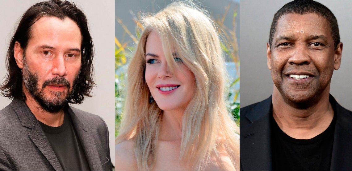 Cine: eligen a los 25 mejores actores del Siglo XXI