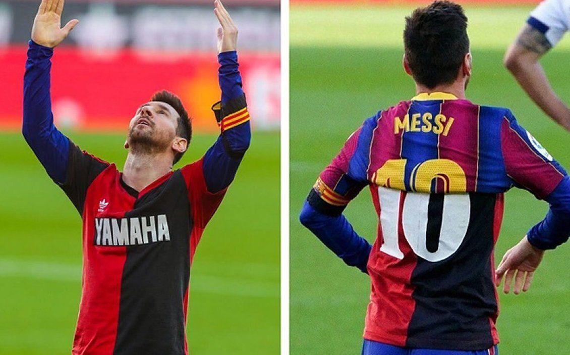 Messi: Estallaron los memes por los 600 euros de multa.