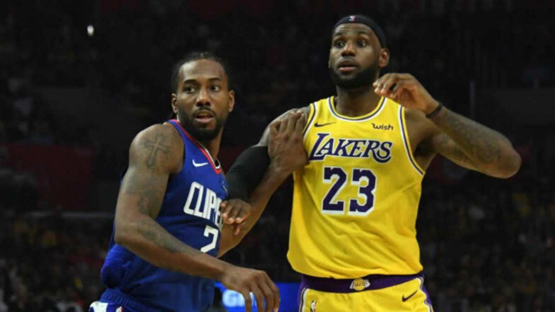 NBA: Partidos de la jornada inaugural y los de Navidad.