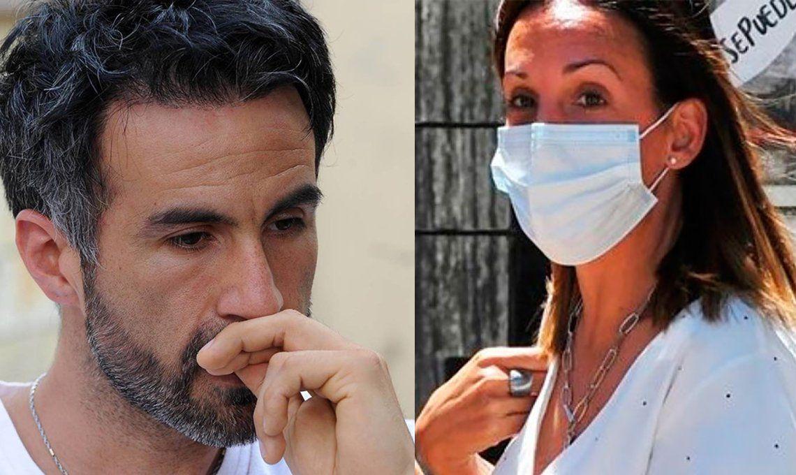 Los médicos que asistieron a Diego Maradona