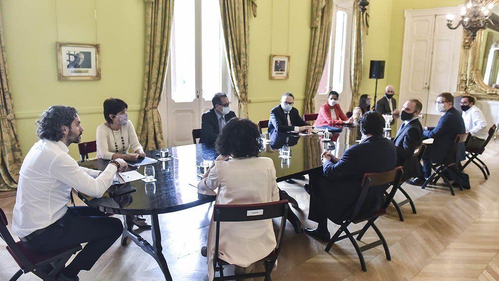 ATP: tema central del Gabinete económico.