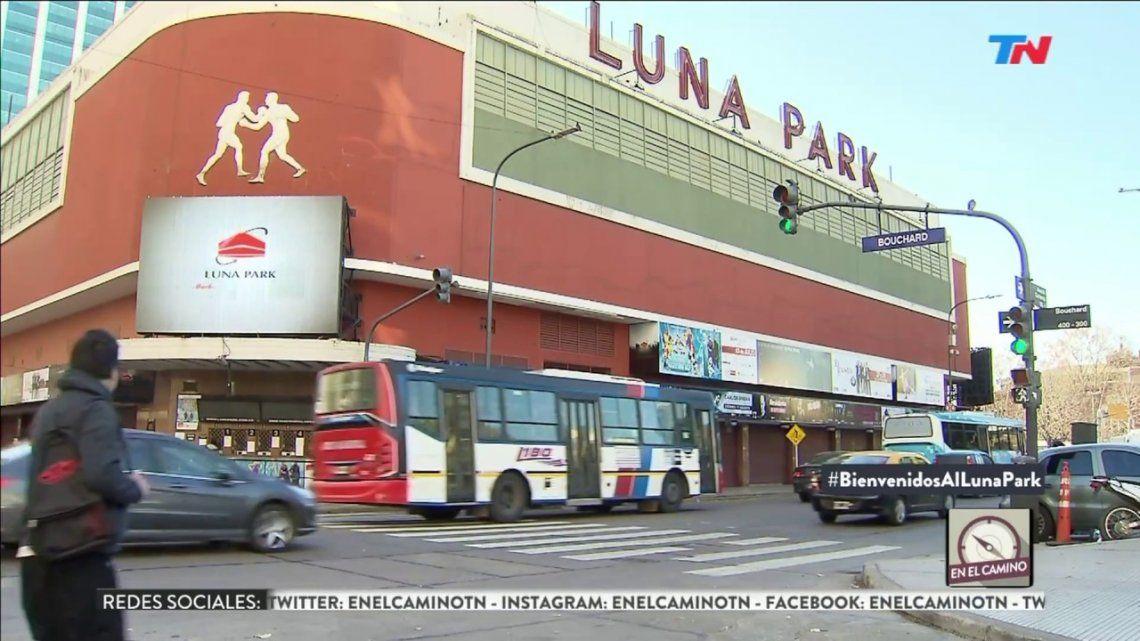 Vuelve el boxeo al mítico Luna Park