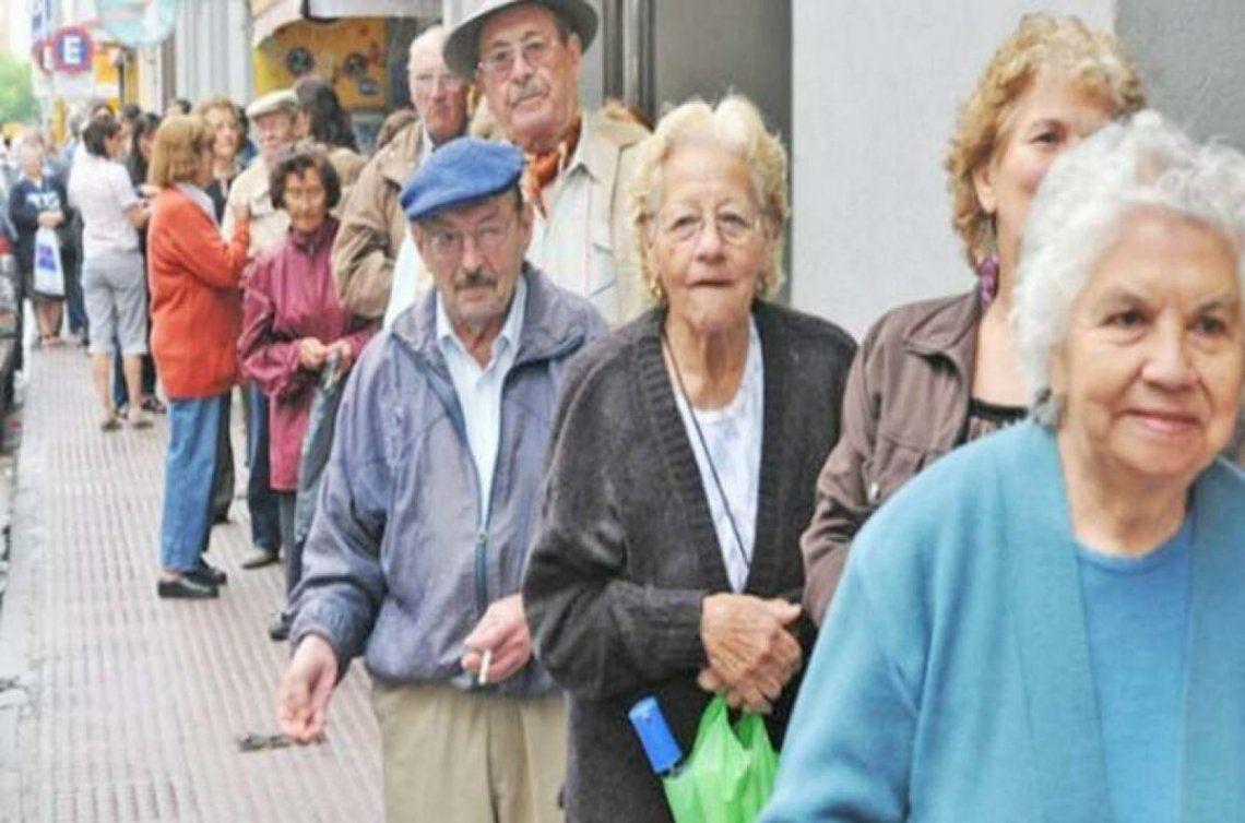 Las jubilaciones se actualizarán trimestralmente en 2021