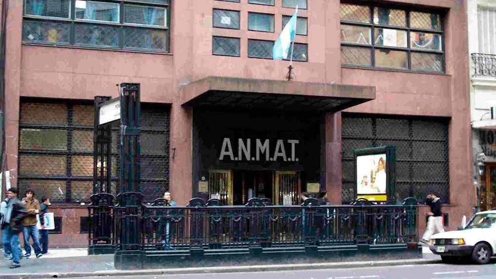 ANMAT (Administración Nacional de Medicamentos