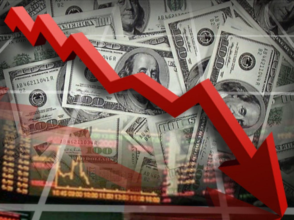 El dólar blue sigue en baja
