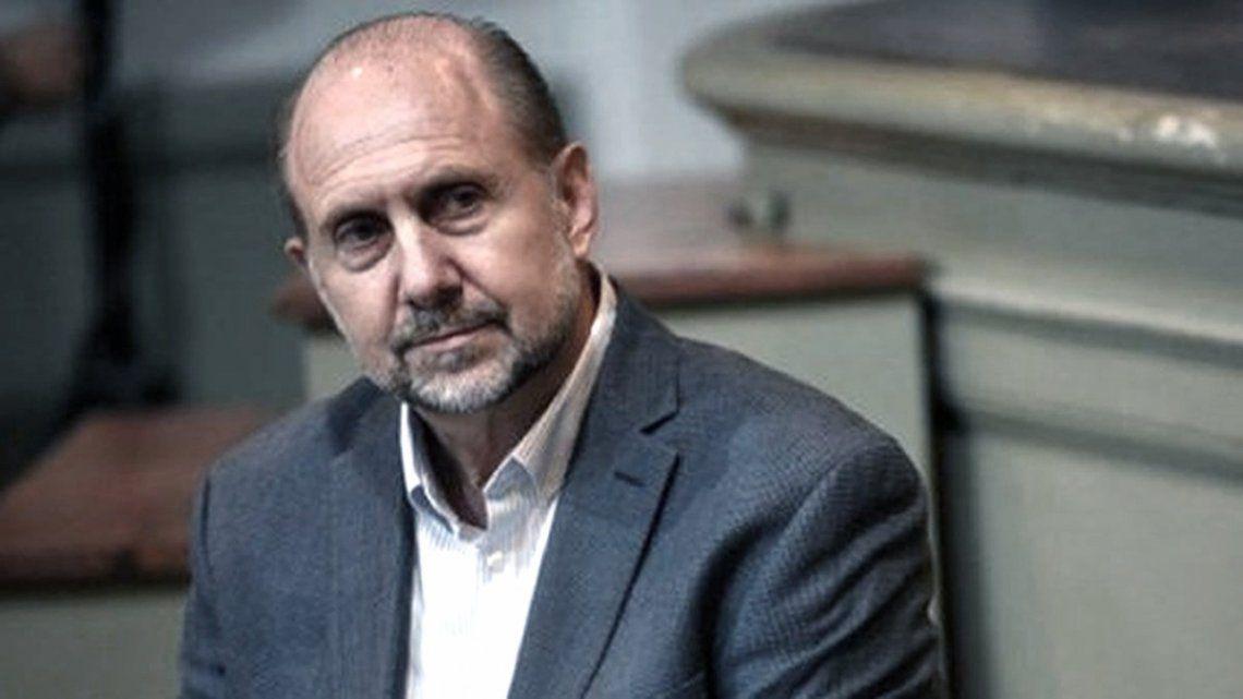 Omar Perotti no zafó del coronavirus