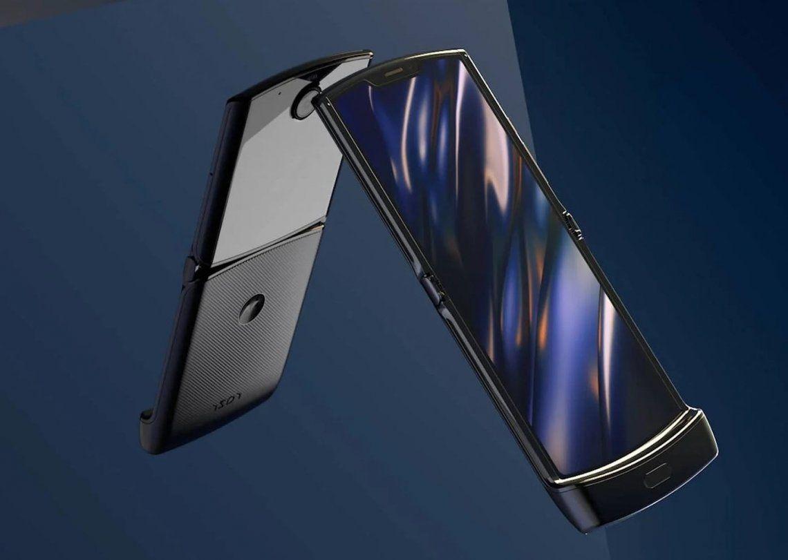 Motorola presentó el nuevo Razr 2, su gama alta plegable