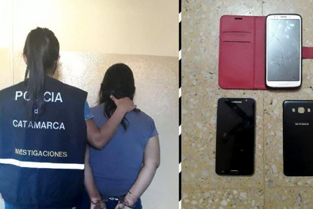 Detienen a una mujer de 40 años por grooming en Catamarca