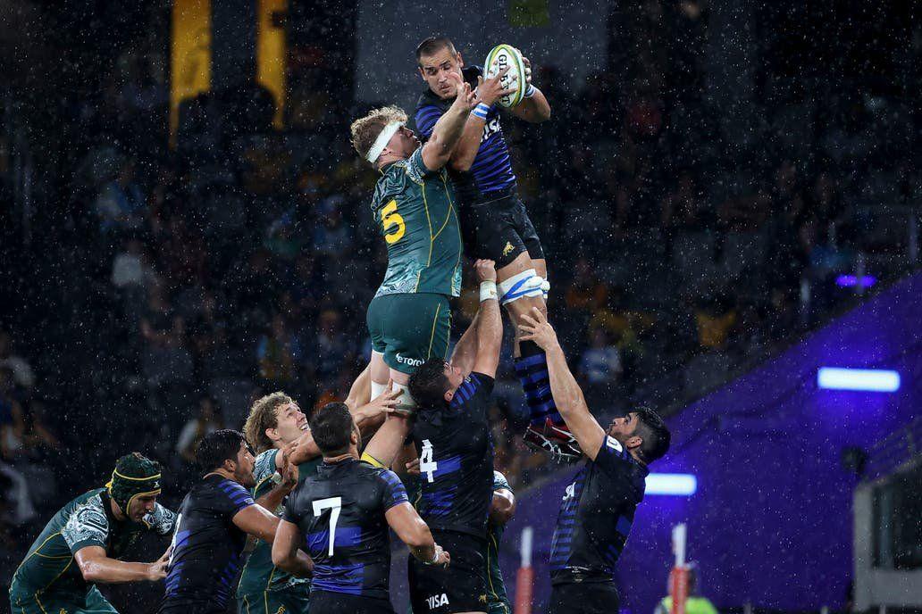Los Pumas empataron con AUstralia y quedaron segundos en el Tres Naciones