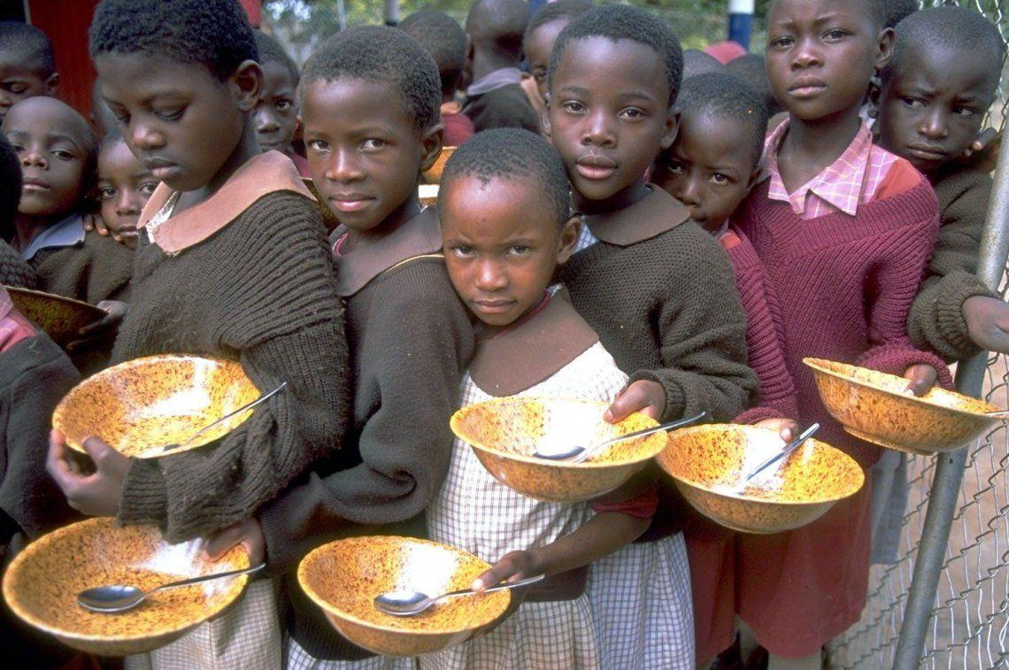 La ONU advierte que el 2021 será el peor año de crisis humanitarias por la falta de alimentos