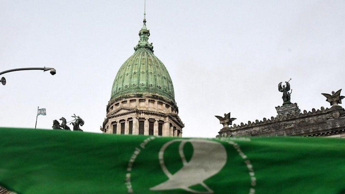 Se espera una gran afluencia al Congreso de la Nación durante la sesión por la ley del aborto