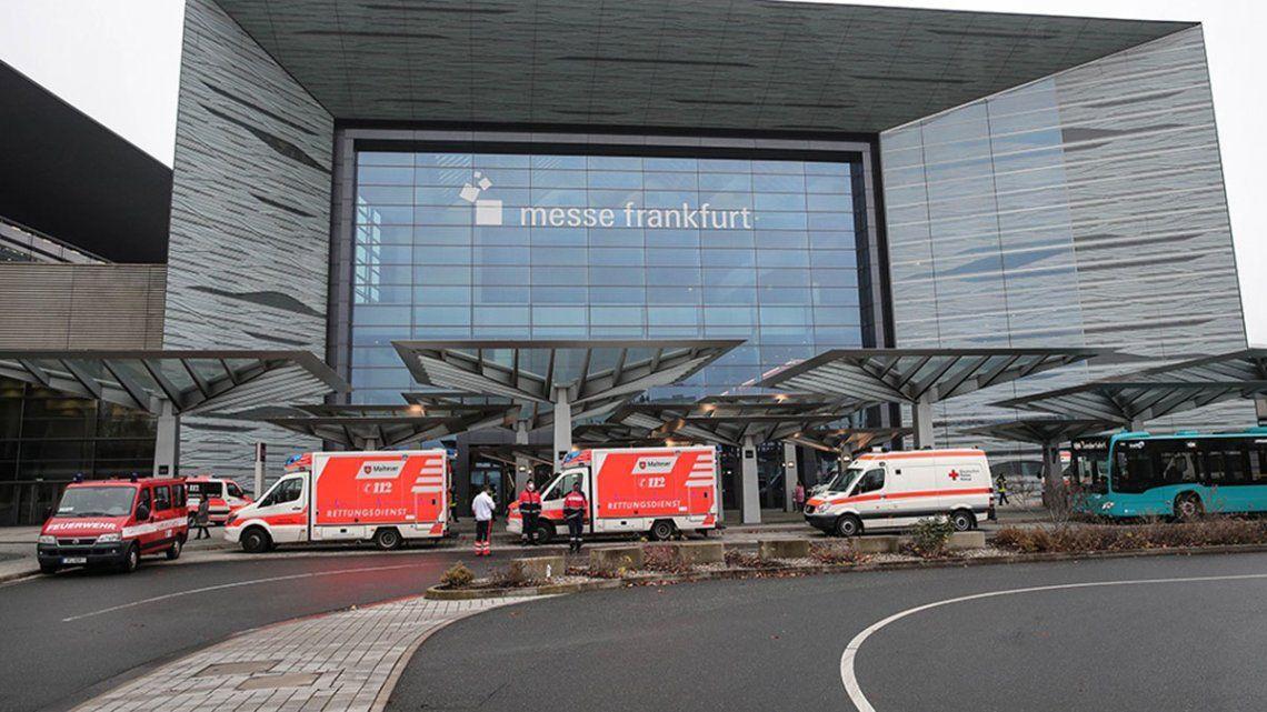 Alemania: Se prevé que los trabajos de desactivación continúen hasta la noche