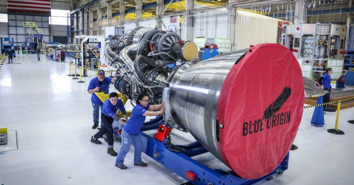 El motor BE-7 tiene que ser aprobado por la NASA