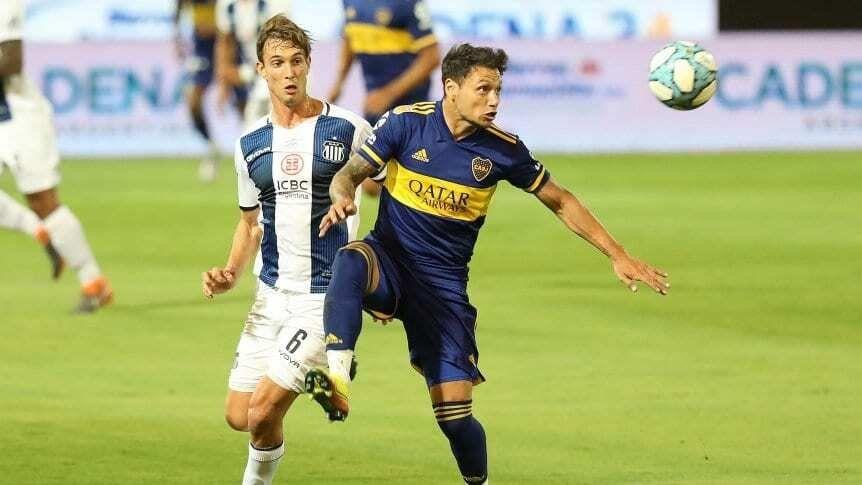 Boca empató sin goles ante Talleres y ambos clasificaron a la fase campeonato.