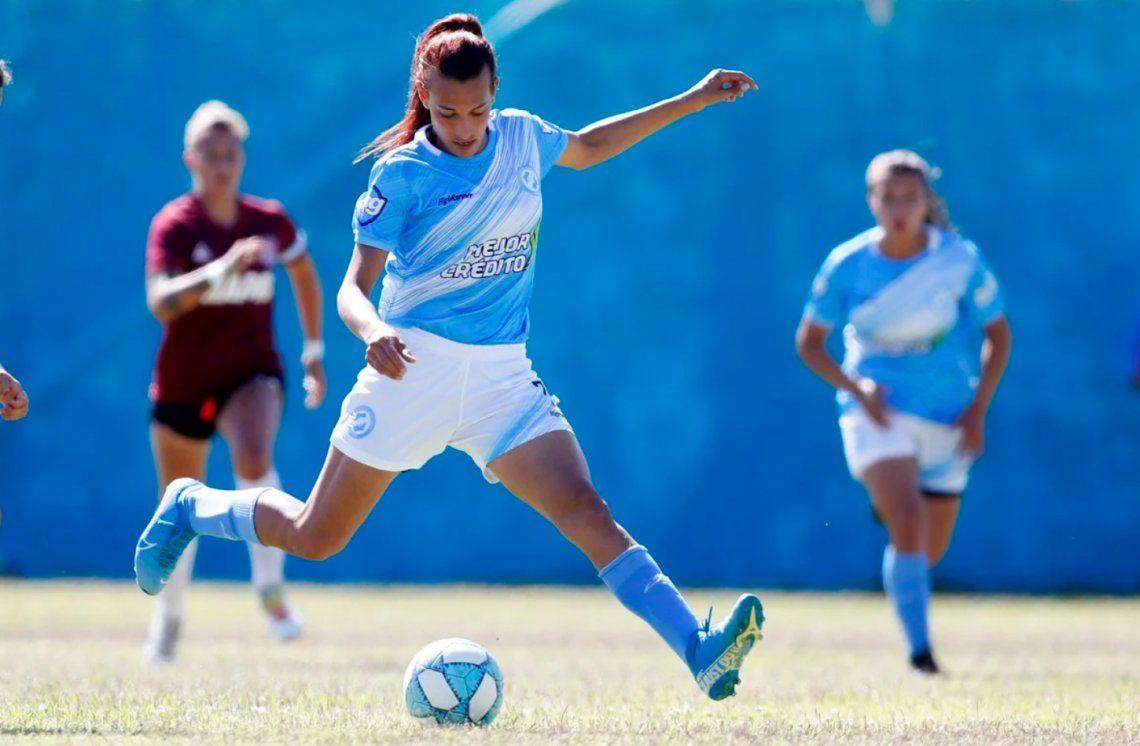 Fútbol femenino: Mara Gómez se convirtió en la primera futbolista trans en debutar en Primera