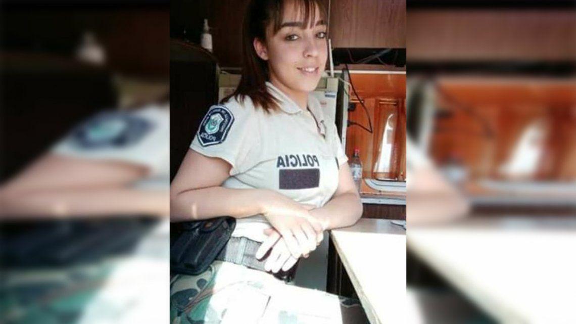 La policía San Román murió tras cuatro días de agonía.