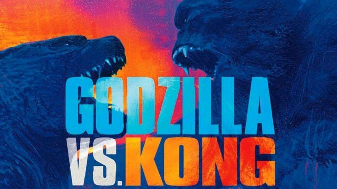 Godzilla vs. Kong: Una batalla que promete ser épica.