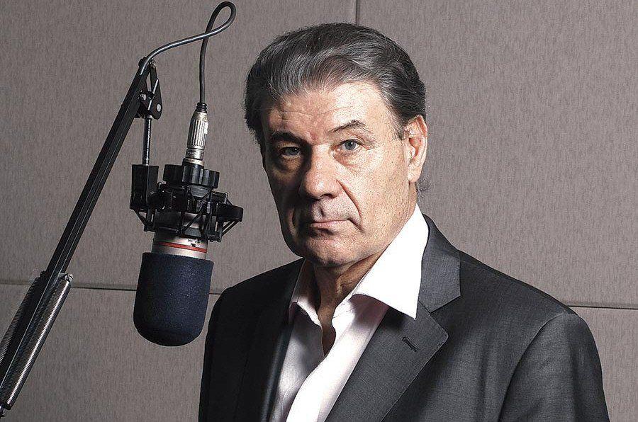 Víctor Hugo Morales se encuentra con coronavirus.