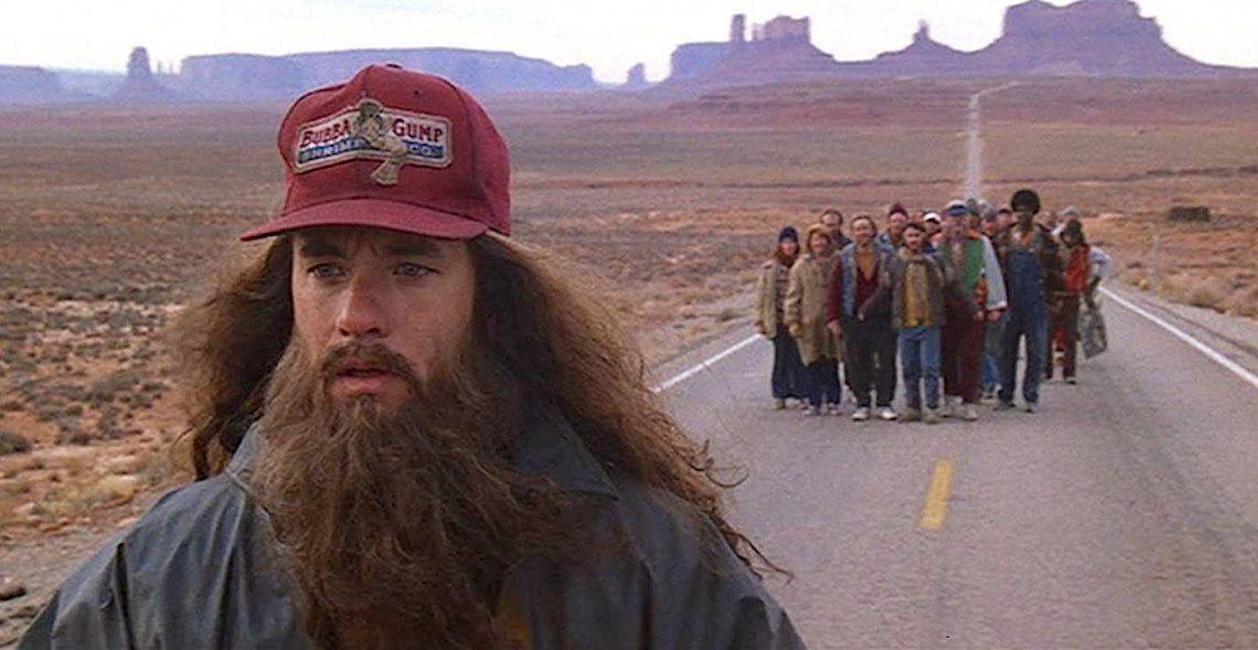 Forrest Gump de Italia: caminó 450 km para despejarse después de discutir con su esposa