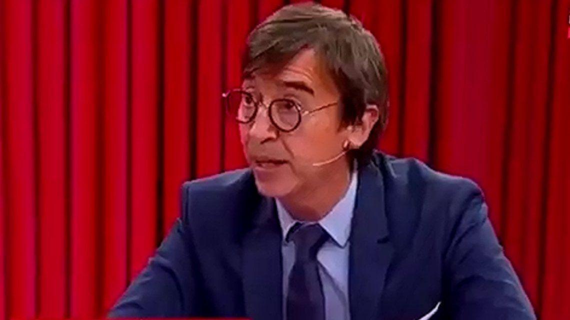 El periodista Marcelo Benedetto eligió una frase de Hermann Göring
