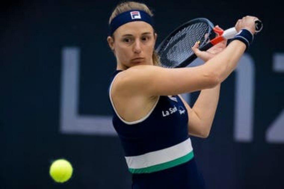 Nadia Podoroska es la Revelación del Año de la WTA