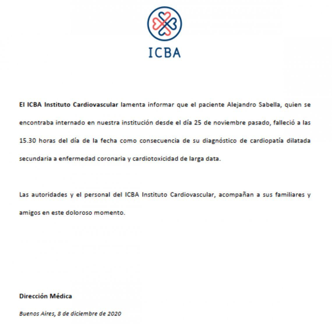 Murió Alejandro Sabella, ex DT de la Selección Argentina
