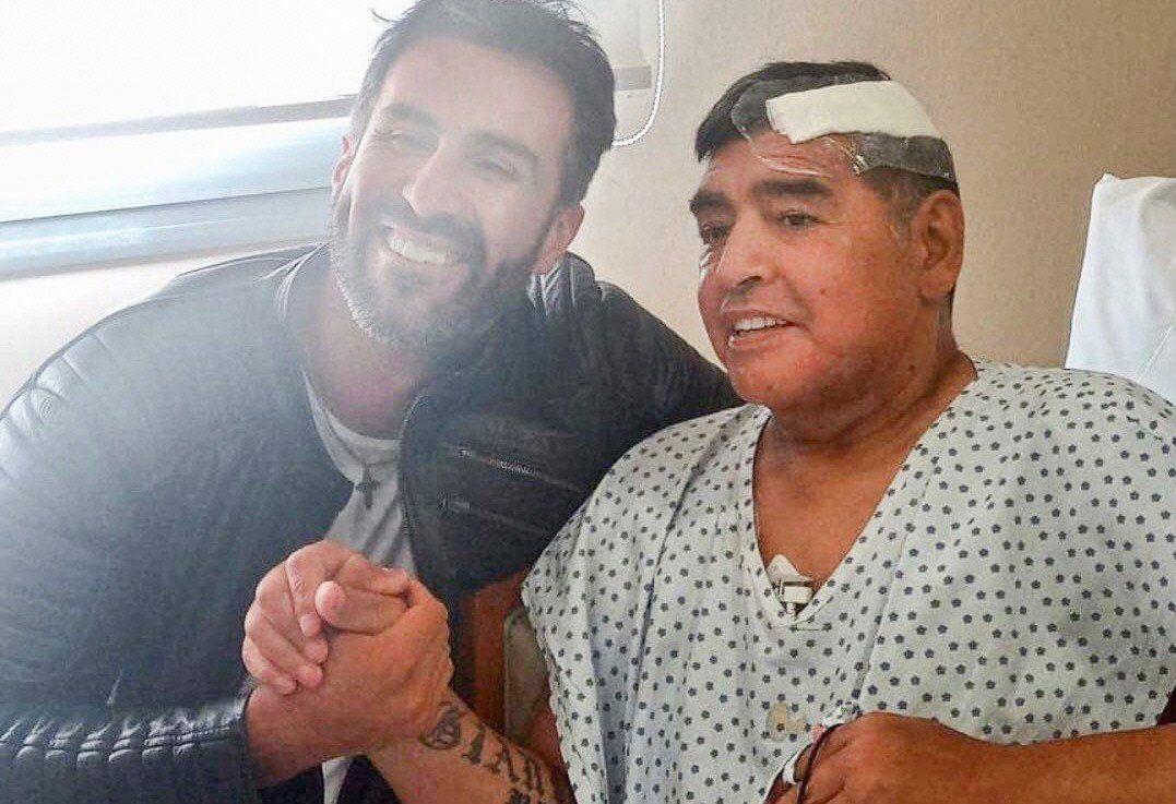 La Justicia trata de determinar si Luque tuvo o no responsabilidad en la muerte de Diego Armando Maradona.